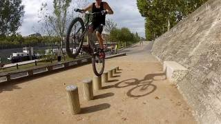 faze tari precizie cu bicicleta