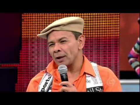 Tirulipa e Papudim- Abertura Domingão do Faustão 28-04-2013 Tantan Santana