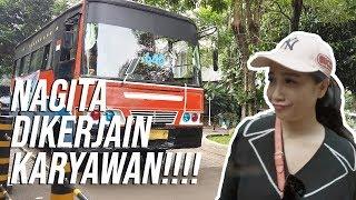 Download Video GOKIL!! RELA KEPANASAN, NAGITA BELANJAIN KARYAWAN PAKE METROMINI!!  PART 1 MP3 3GP MP4