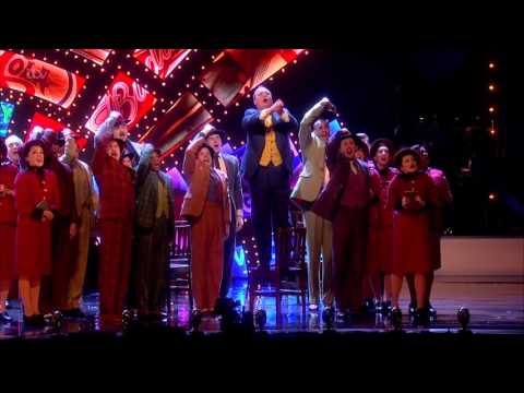 Guys & Dolls - 'Sit Down You're Rocking The Boat' | Olivier Awards