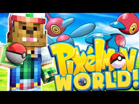 FREE PORYGON-Z - PIXELMON WORLD #5