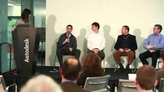 Sustainability Summit at Autodesk 2012