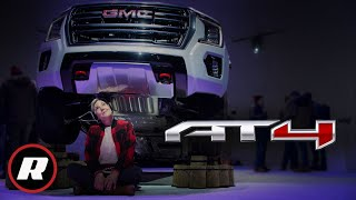 2021 brings the first-ever GMC Yukon AT4 by Roadshow