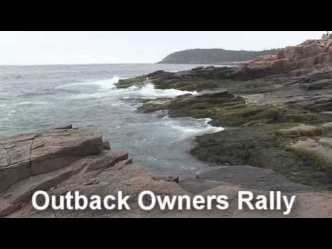 Keystone RV thumbnail for Video: Acadia National Park in Maine is the setting for this camping rally
