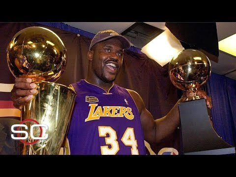 Video: Shaq dominated the NBA as one of the baddest big men in history | SportsCenter