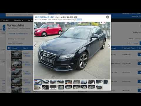 Car Auctions Online >> Online Car Auctions Videos Copart Uk