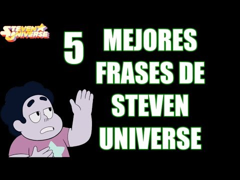 Steven Universo - 5 MEJORES FRASES EN STEVEN UNIVERSE  EL TIO JOSÉ
