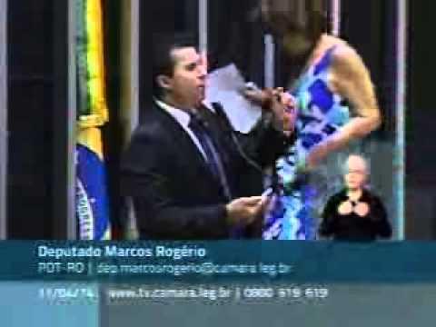 Marcos Rogério pede o fim da intervenção do SEBRAE Rondônia