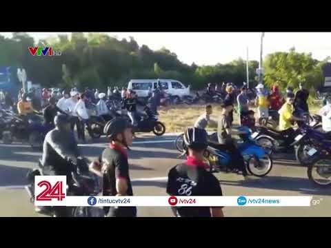 Các tuyến đường đẹp và vắng người ở Bình Thuận đang trở thành tụ điểm để các thanh niên tổ chức đua xe trái phép @ vcloz.com