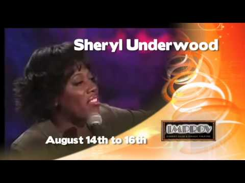 IMPROV DENVER SHERYL UNDERWOOD
