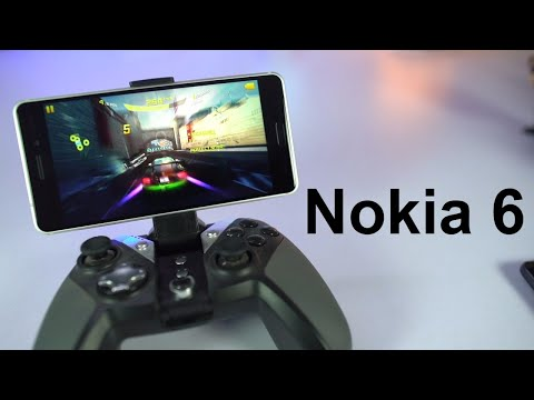 Nokia 6 Gaming Review, Heating Test, Memory Management test and Benchmark Scores