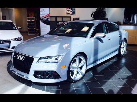 2014 Audi RS7 – Interior & Exterior – In depth Review