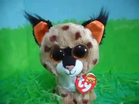 "Мягкая игрушка TY Beanie Boo's Леопард ""Patches"" 25см (37068)"