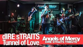 Dire Straits Tribute - Angels of Mercy - Tunnel of Love -  Live at Rock&Apples  Calella 11/04/2015