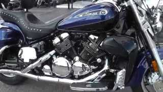 8. 006106 - 2008 Yamaha Royal Star Tour Deluxe - Used Motorcycle For Sale