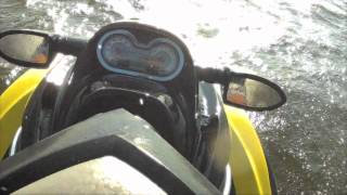 7. Supercharged SeaDoo GTX 215 GoPro