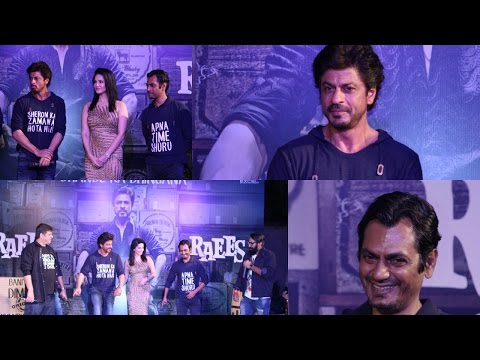 UNCUT: Raees Success Party | Shah Rukh Khan | Sunny Leone | Nawazuddin Siddiqui