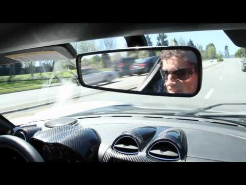 Tesla Roadster Sport Test Drive