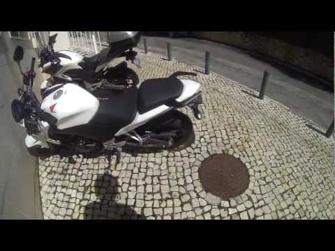 2013 Honda CB500F Review and testdrive
