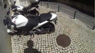 6. 2013 Honda CB500F Review and testdrive