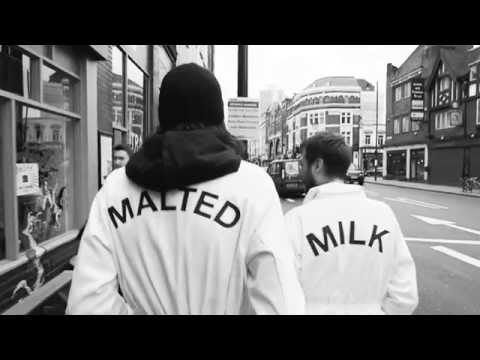 milk - Malted Milk was shot in East London in April 2014, directed by Aitor Throup: