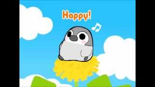 Pesoguin Analog Clocks Penguin YouTube video