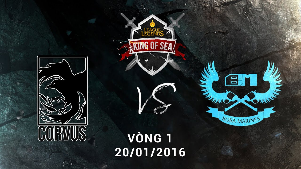 [20.01.2016] CRV vs BM [KingOfSea 2016]