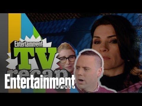 The Good Wife: Season 5, Episode 13   TV Recap   Entertainment Weekly