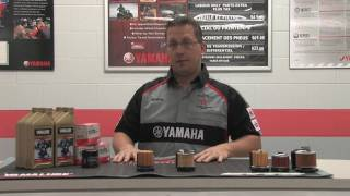 9. Oil Filter Comparison - Yamaha vs. the Competition