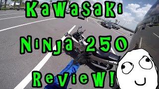 1. 2007 Kawasaki Ninja EX 250 Review after 7 months of ownership! Motovlog