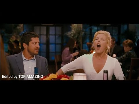 Movie clip - Vibrating pantie , movie The Ugly truth 2009