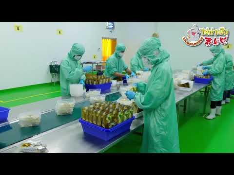 Vùng nguyên liệu sầu riêng sấy Monthong của ThaiHaoChue