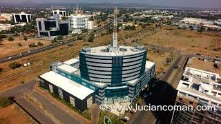 Jwaneng Botswana  City pictures : Jwaneng diamond mine.