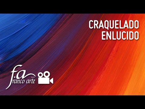 ENLUCIDO - En este programa, el profesor Guara nos enseñara la técnica del craquelado enlucido, para que aprendas a hacer piezas espectaculares con diferentes texturas.