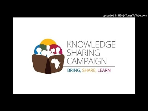 Knowledge Sharing Campaign on RFI