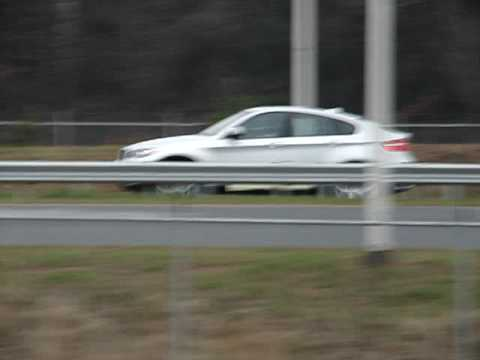 Video: BMW X6 caught running at high speeds