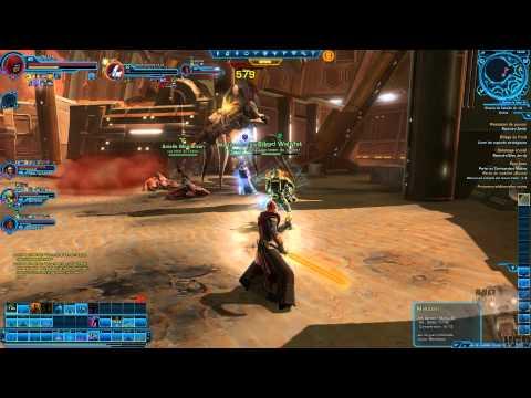 Star Wars The Old Republic – Gameplay 11 – Jedi Consular Sage – Colicoid War