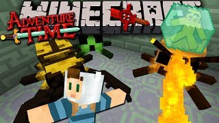 Minecraft: Adventure Time - Maze Mash - Trapped in Twilight Forest! - Episode 6