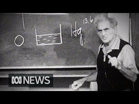 Professor Miller's pure joy as experiment takes unexpected turn (1964) | RetroFocus