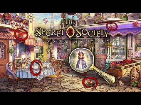 G5 Games :: Games :: The Secret Society® - Hidden Mystery