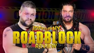 Nonton Wwe Roadblock End Of The Line 2016 Review  Results   Reactions Film Subtitle Indonesia Streaming Movie Download