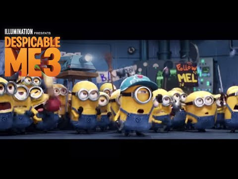 Despicable Me 3 Despicable Me 3 (TV Spot 'Villainy')