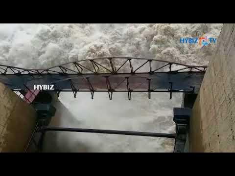 Jurala Dam Water Release