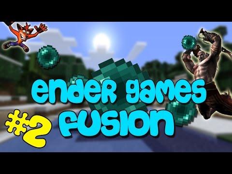 fusion - COMPRA I TUOI GIOCHI QUA: http://www.kinguin.it/7en/xmurry Raga eccoci qua con il SECONDO EPISODIO di Ender Fusion Games!! Oggi vedrete come la mia pazienza va pian piano MORENDO, ...
