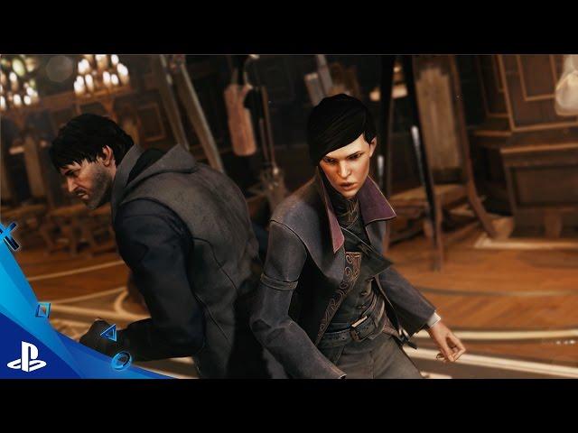 Dishonored 2 | PS4 | Tráiler de lanzamiento