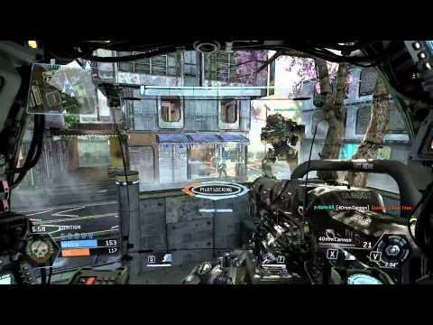 Titanfall - Terminator Mode или кто сказал, что Титаны долго не живут