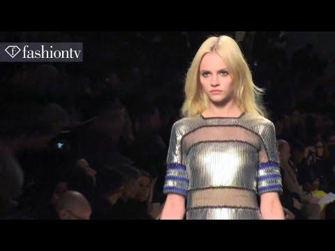Paco Rabanne Fall 2012 Show: Space Age with an Air of Minimalism | Paris Fashion Week | FashionTV