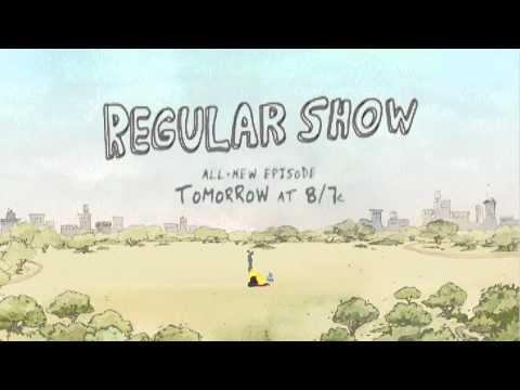 Regular Show Spontaneous Combustion (Exploding Lawn Mower) Promo (2011)