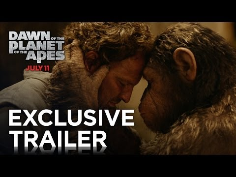 Dawn of the Planet of the Apes Trailer cool