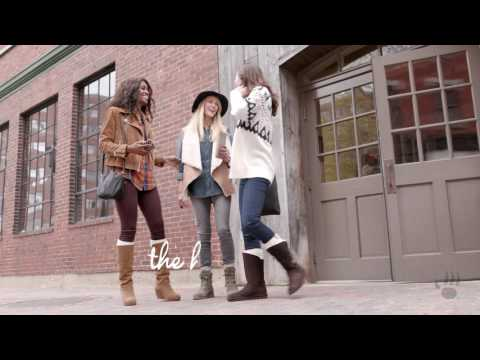 BEARPAW 2017 National Television Commercial